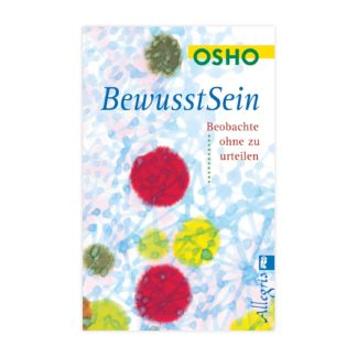Buch - Bewusstsein - Osho