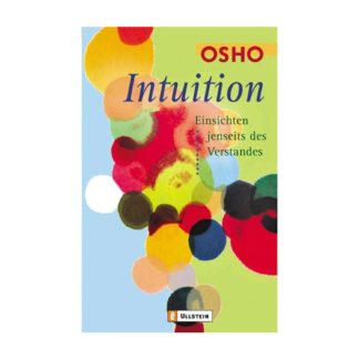 Buch - Intuition - Osho