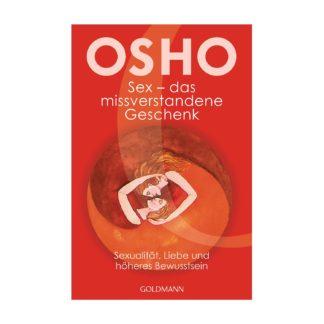 Buch - Sex, das missverstandene Geschenk - Osho