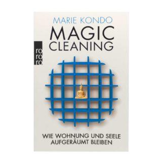 Magic Cleaning Wie Wohnung und Seele aufgeraeumt bleiben