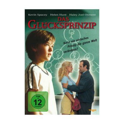 DVD Das Gluecksprinzip