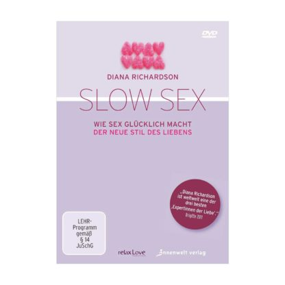 DVD Slow Sex