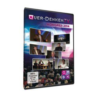 DVD Quer-Denken Kongress 2014