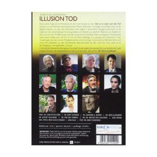 DVD Jenseits des Greifbaren II Rueckseite