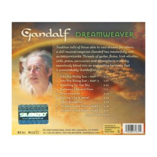 CD Dreamweaver Rueckseite Gandalf