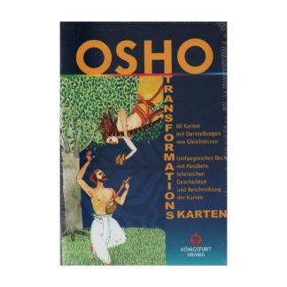 Kartenset Transformationskarten Osho