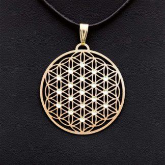 Amulett BdL Sonne gold