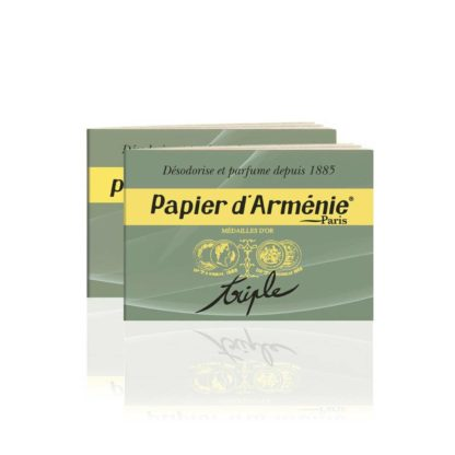 Papier d armenie tradition