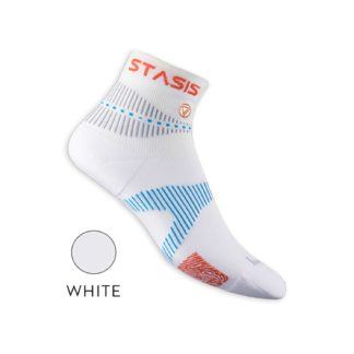 Neuro Socks Mini Crew weiß