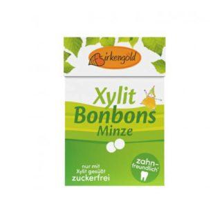 Xylit Bonbons Minze