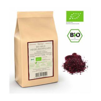 WildheidelbeerpulverBio 250 g